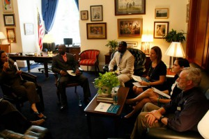 CCIH Advocacy Day (courtesy, CCIH)