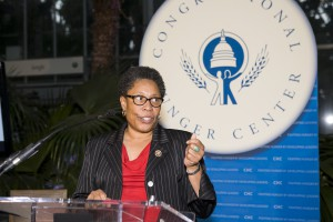 Awardee Rep. Marcia Fudge (D-OH) (Courtesy: CHC)