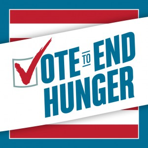Vote to End Hunger_Twitter profile